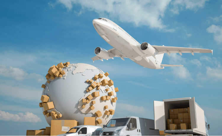 tct247 services international air courier delivery min